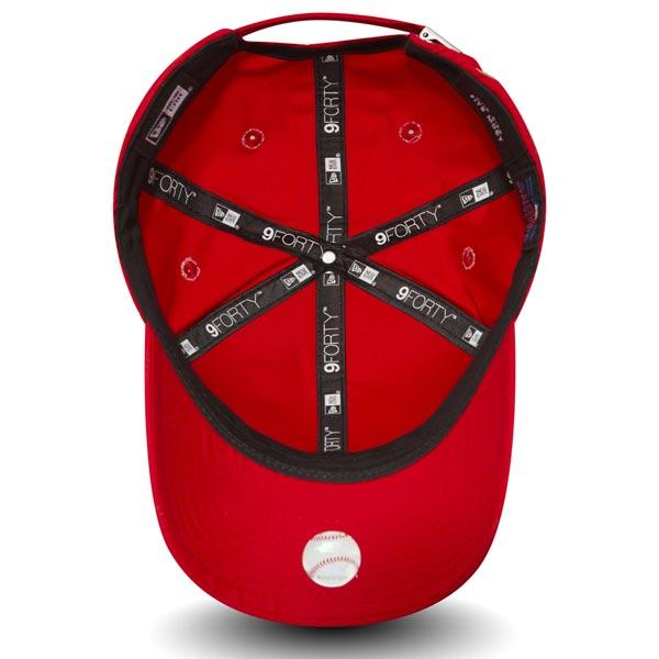 02df20f19 Kappe New Era 9Forty Flawless NY Yankees Red - Gangstagroup.de ...