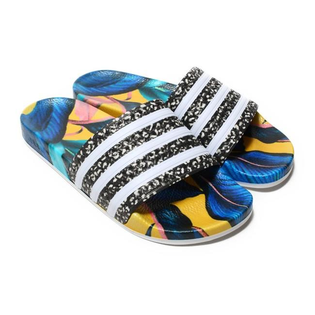 Adidas Adilette Woman W Supcol White Black B28007 - Gangstagroup.de ... 0406a6f4d98