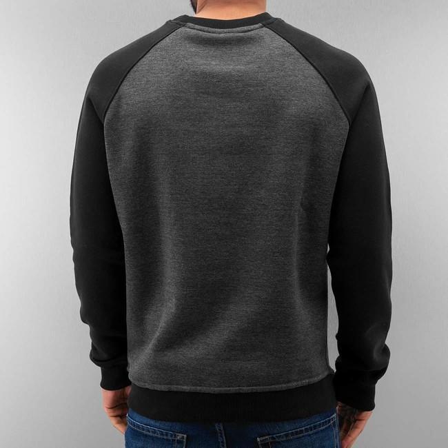 Just Rhyse Raglan II Sweatshirt Grey/Black