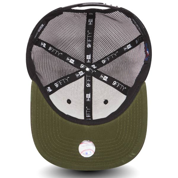 Kappe New Era 9Fifty Trucker NY Yankees Washed Camo - Gangstagroup ... f86940b7344b