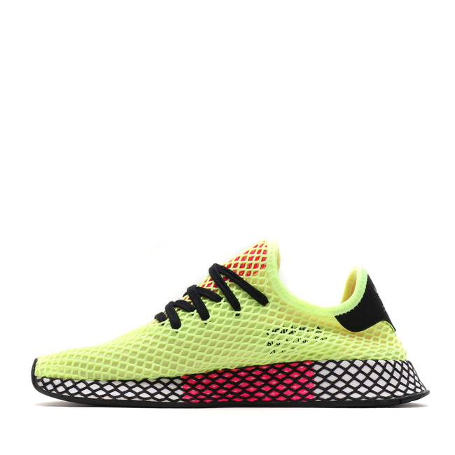 Adidas Deerupt Runner Yellow