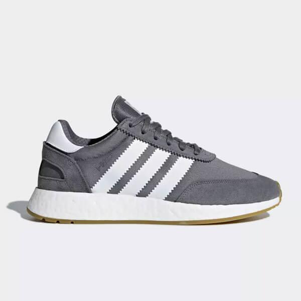 Adidas Schuhe, Sneaker Retro, Turnschuhe NEU weiß mit roten Streifen, Blogger Dope Boutique