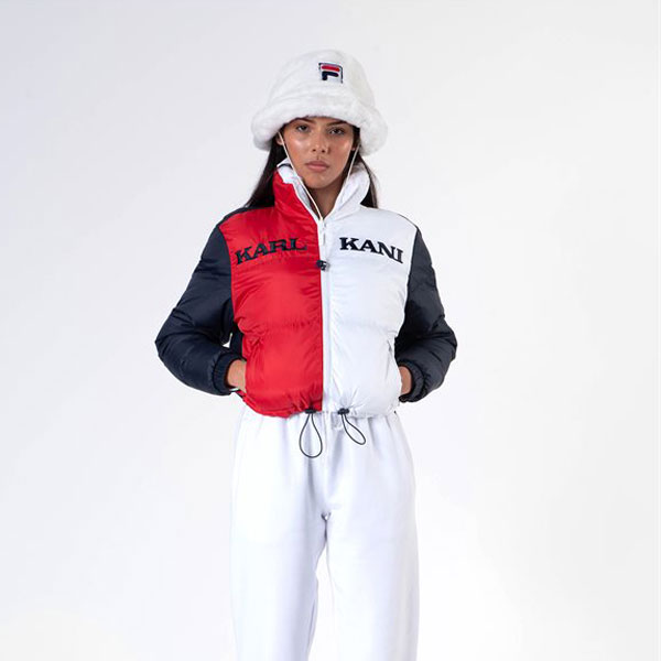Karl Kani Retro Damen Jackets