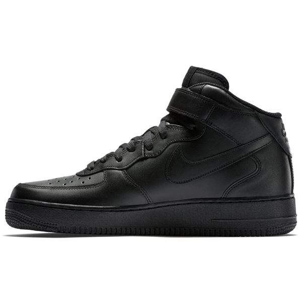 Nike Air Force 1 Mid `07 Black Black 315123-001 - Gangstagroup.de ... 2a90ba81a9fa