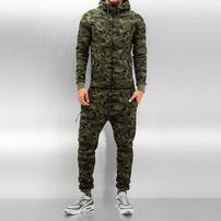 2Y Malik Sweat Suit Khaki