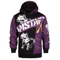 Amstaff Kenai Hoodie Purple