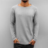 Bangastic Finjas Sweatshirt Grey Melange