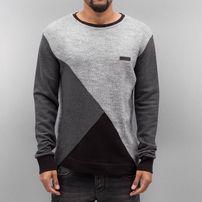 Bangastic Knit Sweatshirt Grey