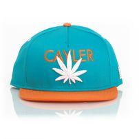 Cayler & Sons Cayler Cap Teal Orange White