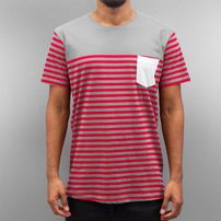 Cazzy Clang *B-Ware* Strong T-Shirt Red/Grey