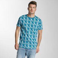 Cazzy Clang Capri T-Shirt Blau