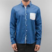 Cazzy Clang Quinn Shirt Blue