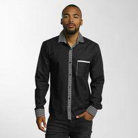 Cazzy Clang  Stripes *B-Ware* Shirt Black