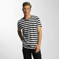 Cazzy Clang Stripes *B-Ware* T-Shirt Black/White