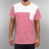 Cazzy Clang Strong T-Shirt Red/White *BWARE*