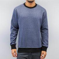 Cyprime *B-Ware* 2 Tone Sweatshirt Indigo Melange