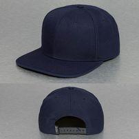 Cyprime Basic Snapback Cap Blue