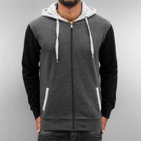Cyprime Three Two Zip Hoody Dark Grey/Black/Grey