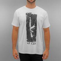 Dangerous DNGRS 47 Club T-Shirt White