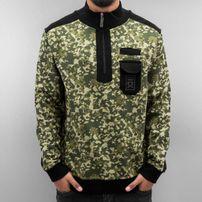 Dangerous DNGRS Falur Sweatshirt Camouflage