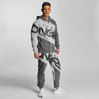 Dangerous DNGRS Toco Suit Grey/Black