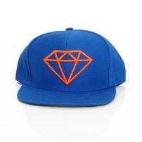 Diamond Supply Co Rock Logo Royal