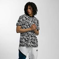 Ecko Unltd. Allover T-Shirt Black