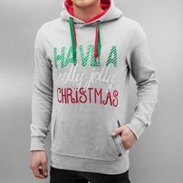 Just Rhyse Christmas Hoody Grey
