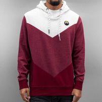 Just Rhyse Jere Hoody Red/Grey