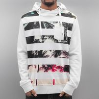 Just Rhyse Palmer Hoody White Colored