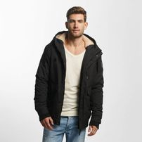 Just Rhyse / Winter Jacket Warm Winter in black
