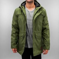 Just Rhyse Winter Parka Olive