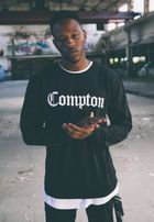 Mr. Tee Compton Crewneck black