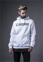 Mr. Tee Compton Hooded Bandana Hoody white