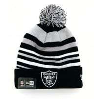 New Era Stripe Out Oakland Raiders