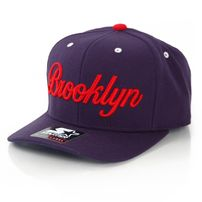 Starter Hello Brooklyn Cap Jay Z Blue