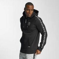 Thug Life Combine Hoody Black