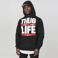 Thug Life Thug Life Block Logo Hoody black