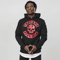 Thug Life Thug Life Camo Hoody blk/red