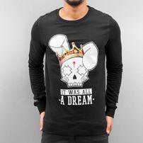 Who Shot Ya? Dream Sweatshirt Black