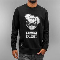 Who Shot Ya? Easy Sweatshirt Black