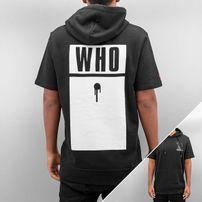 Who Shot Ya? Hoody Black