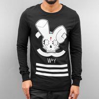 Who Shot Ya? Julez Sweatshirt Black