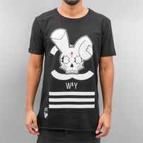 Who Shot Ya? Julez T-Shirt Black