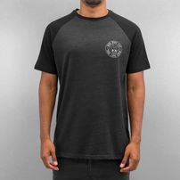 Who Shot Ya? True Love Crew T-Shirt Anthracite/Black